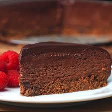 twisted chocolate chunk mousse cake