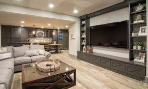 finishing or remodeling your basement