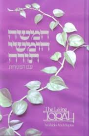 aryeh kaplan books israel book shop the living torah hebrew by rabbi aryeh