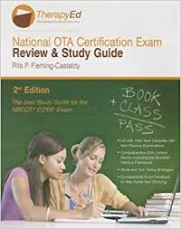 Nbcot Certification Letter National Occupational Therapy Assistant Certification Exam Review