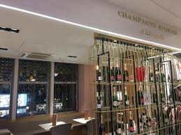 john lewis opens champagne bar for thirsty christmas shoppers in