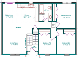 split foyer floor plans split foyer home plans split entry house plans open concept