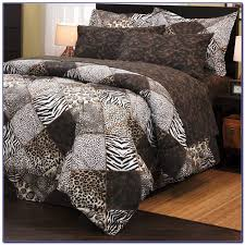 Leopard Print Curtains And Bedding Leopard Print Bedding And Curtains Bedroom Home Design Ideas