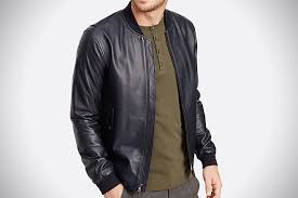 Wallace And Barnes Bomber Leatherman 15 Best Leather Jackets For Men Hiconsumption