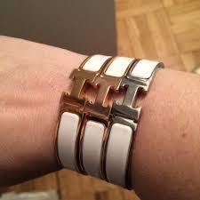 hermes bracelet white images Hermes h clic clac bracelets page 350 purseforum 28873