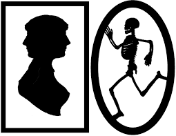 Halloween Silhouette Everyday Mom Ideas Framed Creepy Silhouette Decorations Free