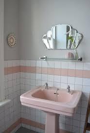 Retro Bathroom Flooring Bathroom Retro Black And White Bathroom Decor With Clawfoot