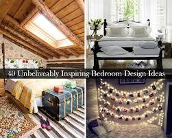 Unbelievably Inspiring Bedroom Design Ideas - Inspiring bedroom designs