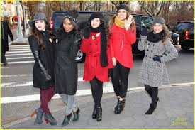 macys thanksgiving day parade streaming fifth harmony macy u0027s thanksgiving day parade performance watch