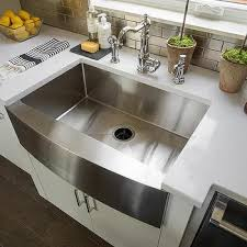 stainless steel countertop with built in sink stainless steel sink design ideas