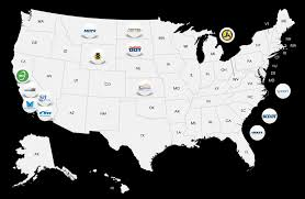 Blank Map Of The Us States by Safetravelusa