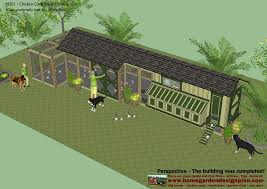 Chicken Coop Designs For 100 Birds Chicken Coop Design Ideas