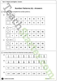 patterns and algebra worksheets year 5 teaching resource u2013 teach