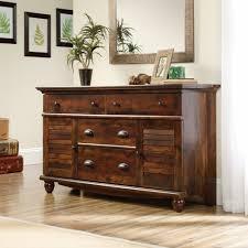 Sauder Harbor View Bookcase by Amazon Com Sauder Harbor View 4 Drawer Dresser In Curado Cherry