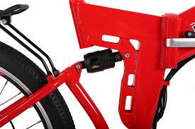 This Folding E Bike Wants by X Treme X Cursion Elite Electric Folding Mountain Bicycle
