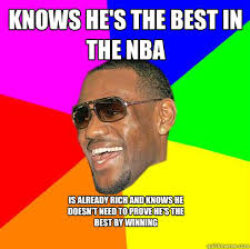 Meme Lebron James - lebron james memes quickmeme