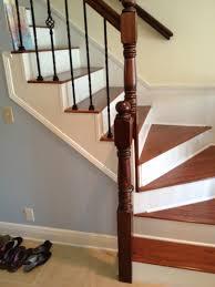 Installing Laminate Flooring On Stairs Hardwood Flooring Stairs Titandish Decoration