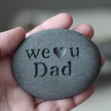 engraved stones engraved for exclusive design by sj