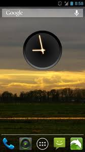 analog clock widgets for android analog clock widget analog clock widget 1 0 android