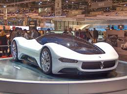 maserati concept cars 2006 maserati birdcage review top speed