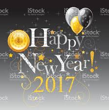 Happy New Year Decoration Vector by Happy New Year 2017 Holiday Banner Stock Vector Art 615618722 Istock