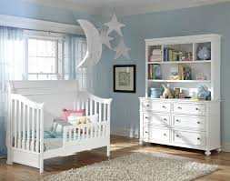 Legacy Changing Table Classic Dresser With 6 Drawers And Bookcase Hutch