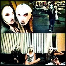 Halloween Costumes Jason Hockey Mask Halloween Costume Jason