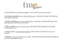 Seeking Destination Wedding Tme E Solution Is A Hotel Marketing Company Based In Udaipur