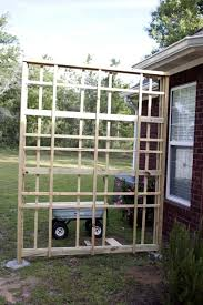 House Of Trelli How To Build A Diy Garden Trellis Angie U0027s List