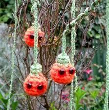 Home Halloween Decorations 16 Homemade Halloween Decorations To Crochet Allfreecrochet Com