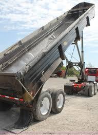 1995 lufkin uldii 38 end dump trailer item h2996 sold j