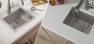 kitchen sinks designs crosstown stainless steel kitchen sinks elkay