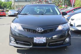 lexus stevens creek pre owned certified pre owned 2014 toyota camry se 4dr car in san jose