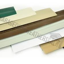 garage door side weatherstrip side and top seals archives garage door weather seal