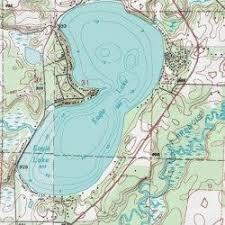 minnesota topographic map eagle lake sherburne county minnesota lake orrock usgs