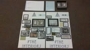 Hand Rendered Floor Plan Floor Plan U0026 Elevations Pyne Interiors