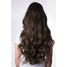 glamorous hair extensions princess glamorous hair chocolate brown color 4 luxury for