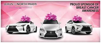 lexus kendall service lexus of north miami luxury new and used car dealer near fort