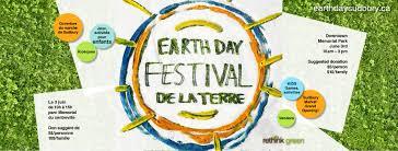 earth festival 2017 rethink green
