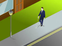 Walking Stick For Blind People The White Stick Gets A 21st Century Makeover 30 Smart Cane Uses