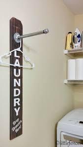 Galvanized Pipe Shelving by Best 25 Laundry Room Shelves Ideas On Pinterest Laundry Room