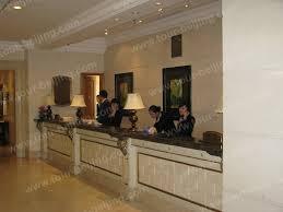 Hotel Lobby Reception Desk by Beijing Oriental Culture Hotel Beijing Hotels Beijing Hotel