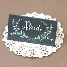 wedding place cards printable reception place cards