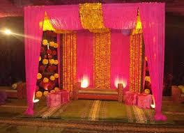 Marriage Home Decoration Room Made Of Sarees Google Search Preeti U0027s Interior Design