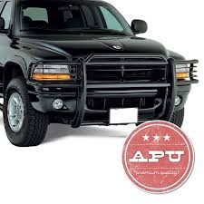 dodge dakota black grill fits 2000 2004 dodge dakota grille grill bumper brush guard push