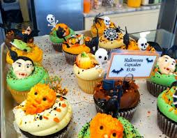 Halloween Cake Decorations Halloween Cupcakes Decorating Ideas Alumnice Co