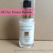 max factor all day primer review makeup bgers primer foundation review