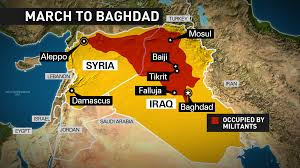 Baghdad Map Isis And The Fight For Iraq U2013 State Of The Union Cnn Com Blogs