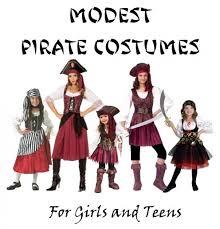 Halloween Pirate Costumes Girls Modest Halloween Costumes Teenage Girls Tweens Girls