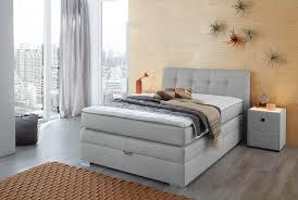 Schlafzimmer Betten G Stig Boxspringbett Weiß Mit Bettkasten Mxpweb Com